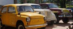 Архипо Осиповка Музей Ретро Автомобилей