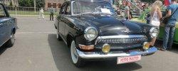 Выставка Ретро Автомобилей в Саратове